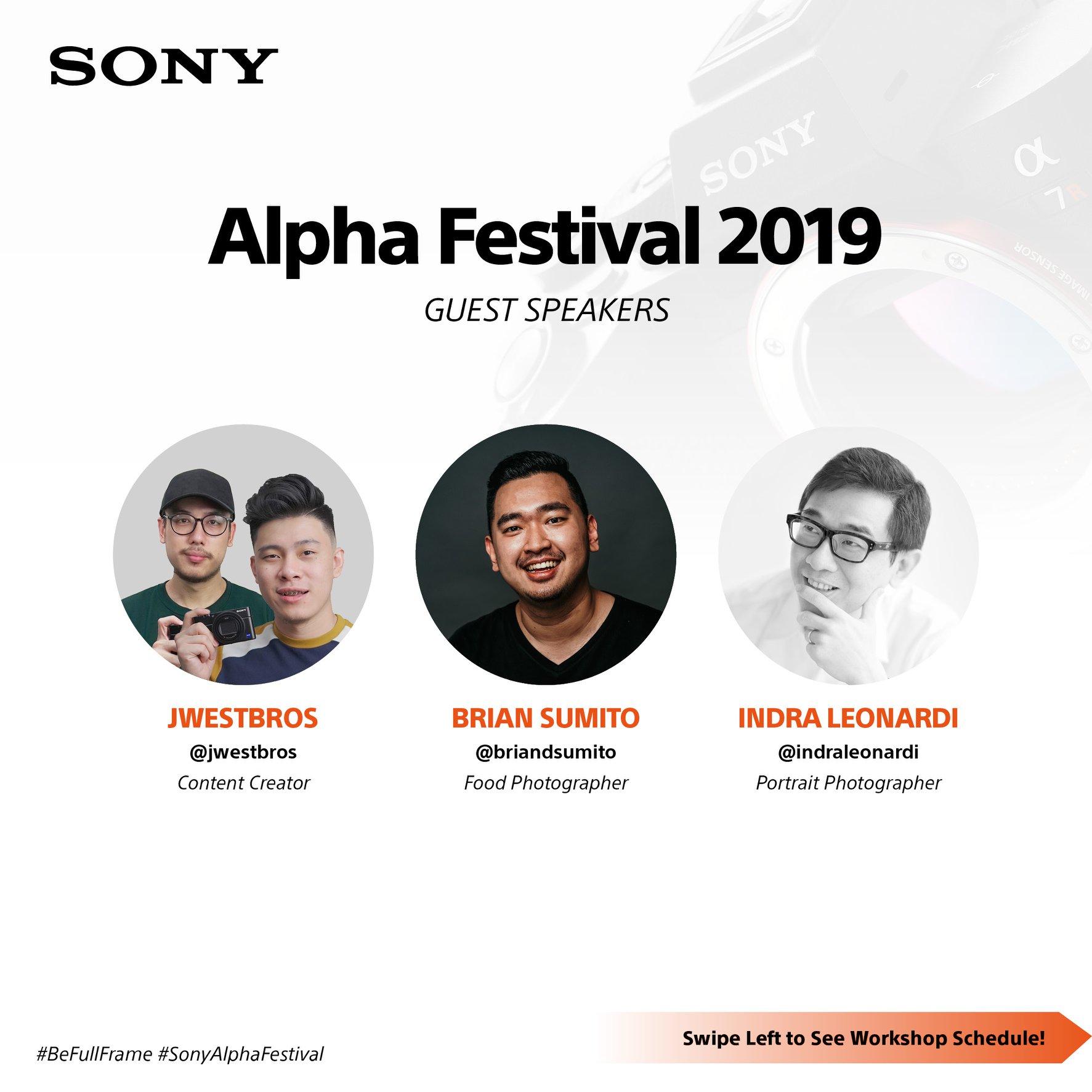 Alpha Festival 2019