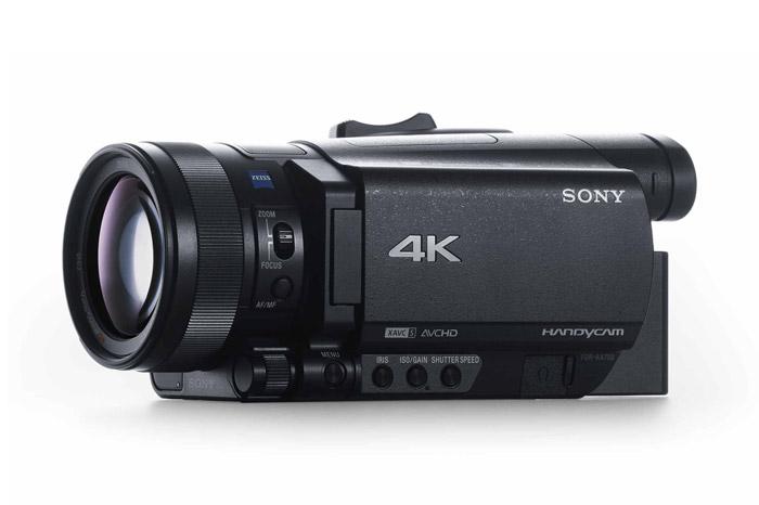 Sony FDR-AX700 : Kualitas Rekaman Sebanding dengan Penglihatan Mata Kita!