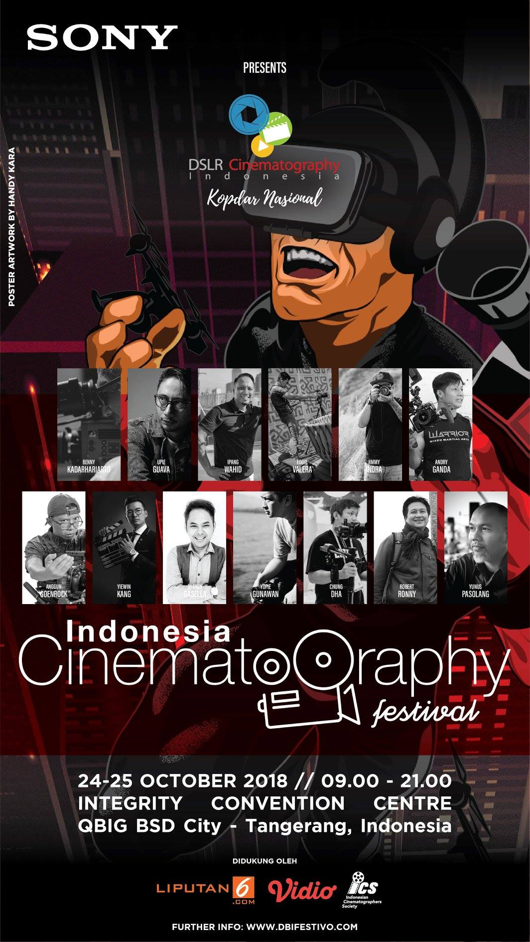 Indonesia Cinematography Festival