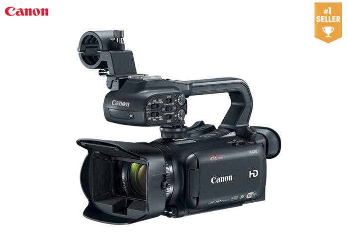 Canon XA30 : Camcorder Profesional yang Cocok untuk Keperluan Outdoor!